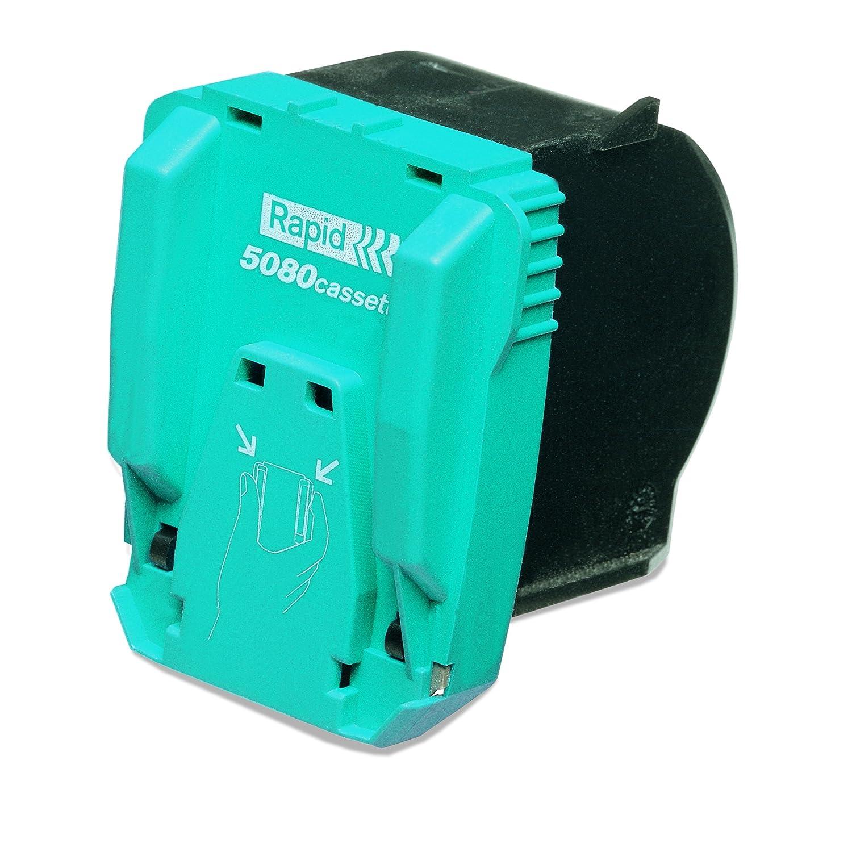 Rapid Cassette d'Agrafes R5050, 5000 Agrafes, Agrafe jusqu'à 50 feuilles, Fil robuste, 20993500 Rapid Agrafage