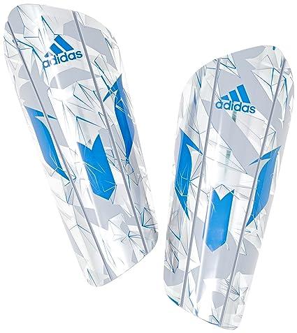 buy online 5ce50 79b30 adidas 10 Pro Linea Lionel Messi Espinilleras, Unisex Adulto,  (Plamet Azuimp)
