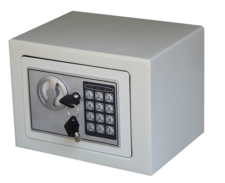 ロイヤルブランドSmall Pearl Square電子safegunお金ジュエリーパスポートホームホテルオフィス B07C9D25G3
