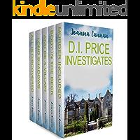 D.I. Price Investigates: A box set of classic British detective fiction