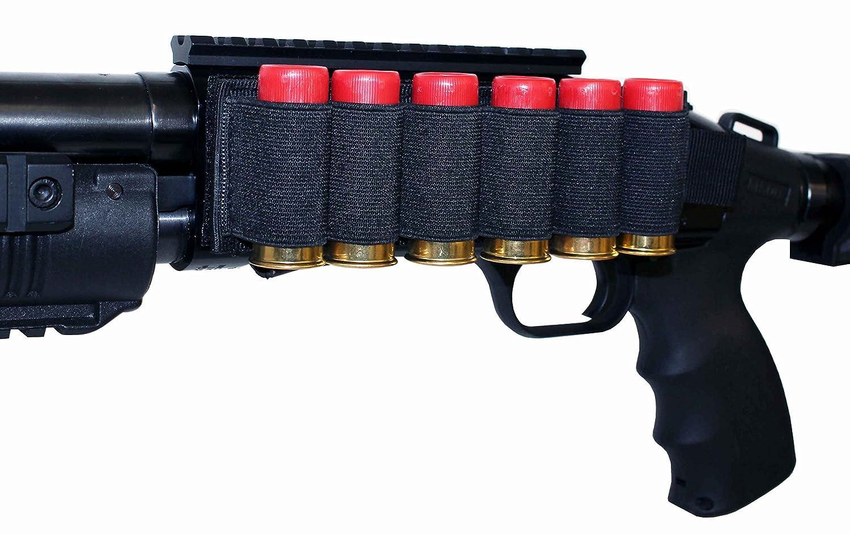 Trinity 6 Shell Holder for Mossberg 590A1 , Ammunition