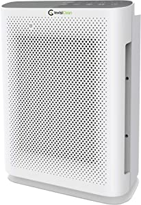 InvisiClean Aura II Air Purifier – 4-in-1 True HEPA