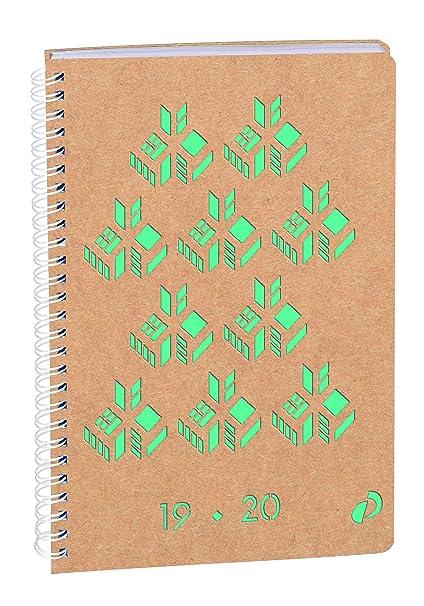 Quo Vadis 145004Q - Agenda con espirales NOTE 21 AUTHENTIK ...