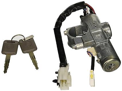 KEMANI Uncut Blank 3 Buttons Flip Remote Key Shell Folding Fob Case Repair Fit For Honda Civic Odyssey Ridgeline Fit CR-V Insight CR-Z 2BT+Panic No chips
