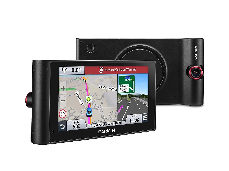 Garmin nüviCam LMT Cartes et trafic gratuits à vie GPS Auto 32 ...
