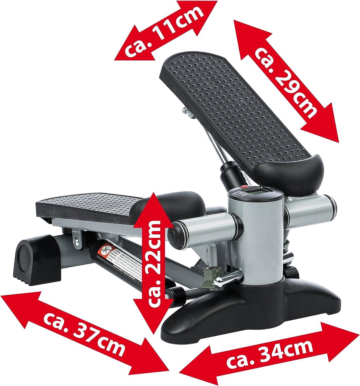 Mini stepper Ultrasport stepper Up/Down Stepper dappartement