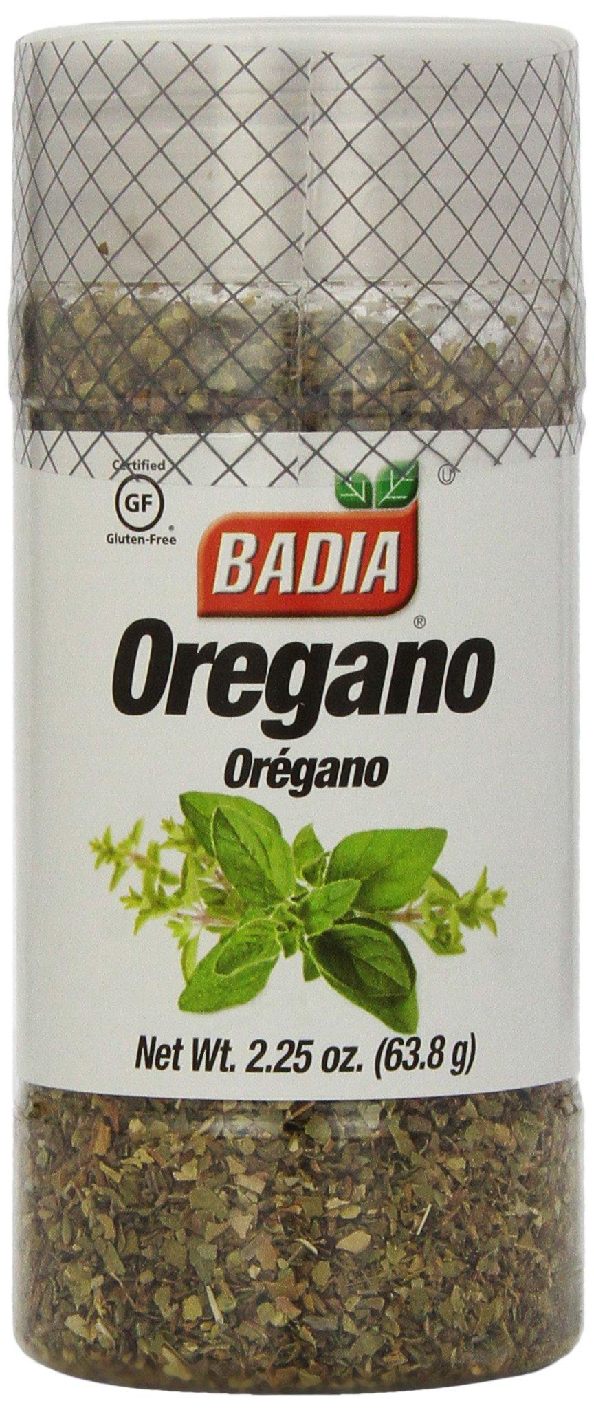 Badia Oregano Whole, 2.25-Ounce (Pack of 12)