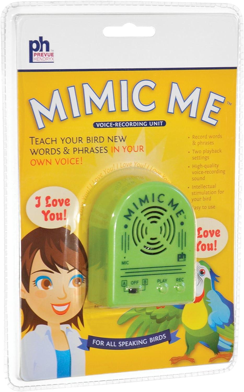 Prevue Hendryx 62900 Mimic Me Voice-Recording Unit for Birds
