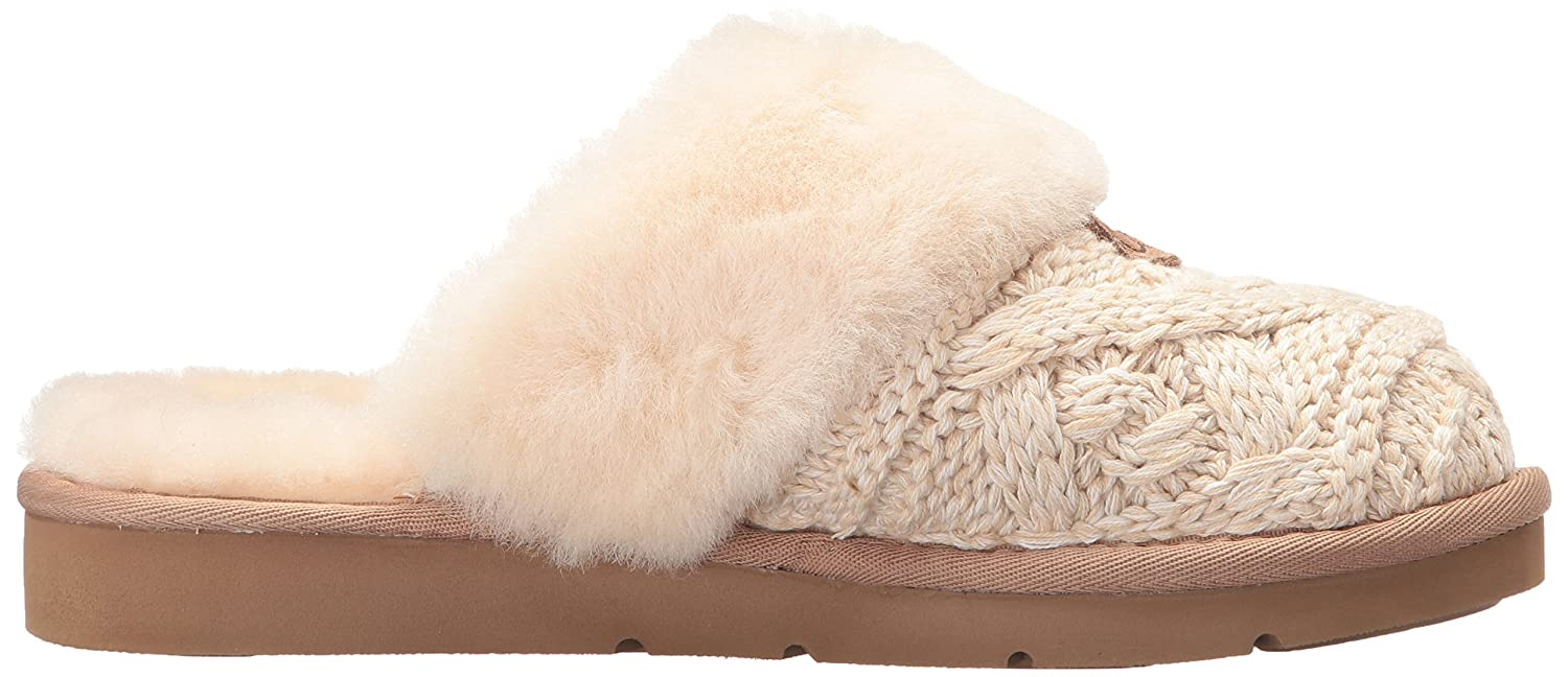 UGG Women's Cozy Cable Ankle Bootie, Fawn, 12 M US: Amazon.ca: Shoes &  Handbags
