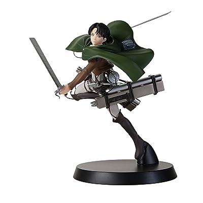 Attack on Titan Revival Levi PVC Figurine