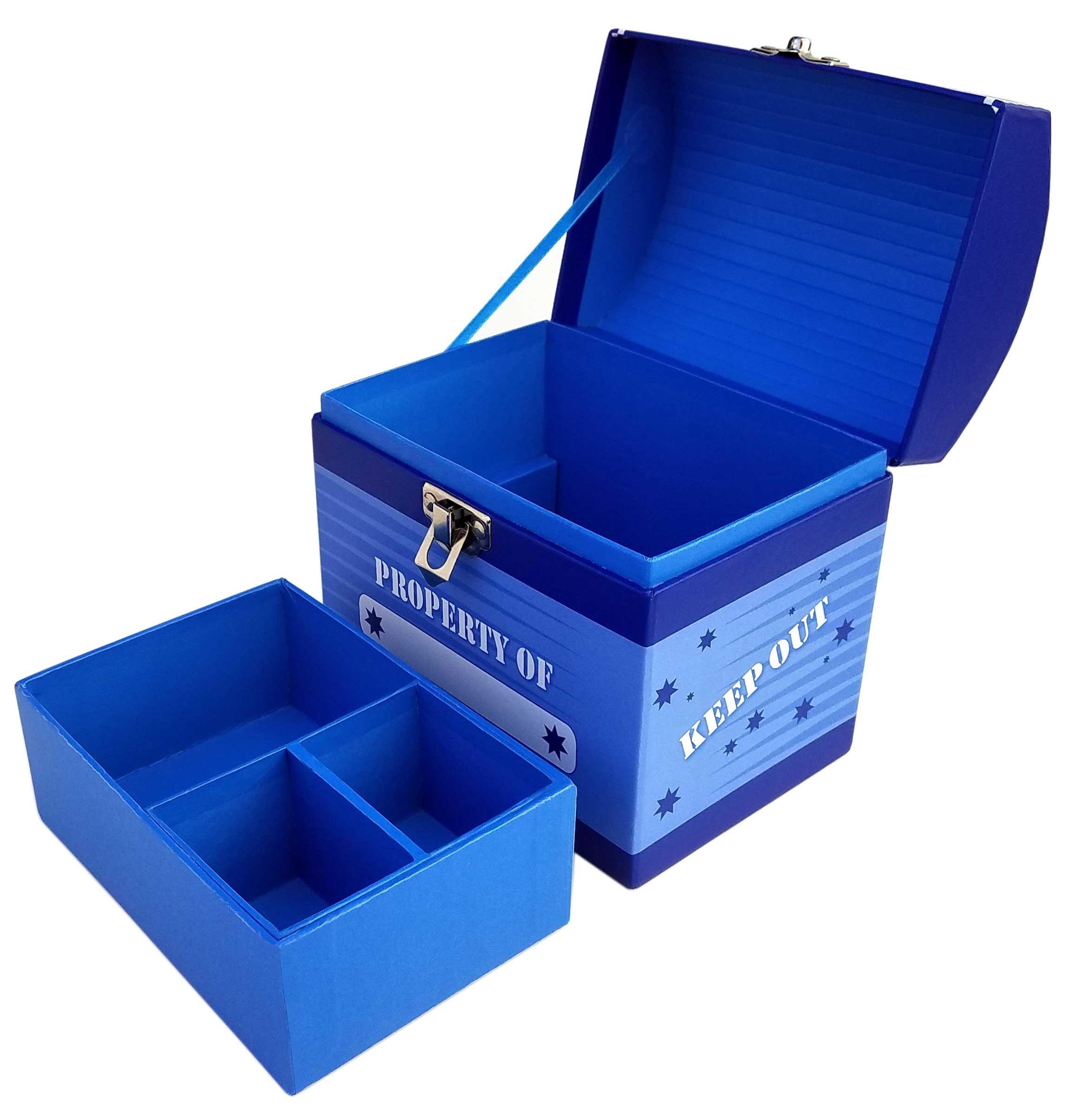 Boys Treasure Box Junior by My Tiny Treasures Box Co. (Image #3)