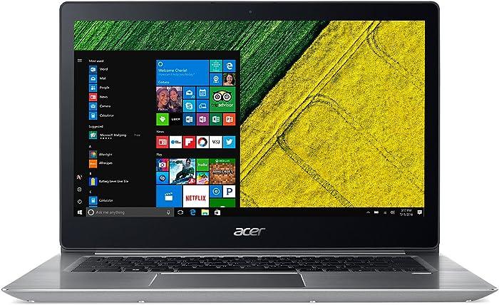 Acer 15.6in Intel Core i5 1.60 GHz 8 GB Ram 256GB SSD Windows 10H|SF315-51G-51CE (Renewed)