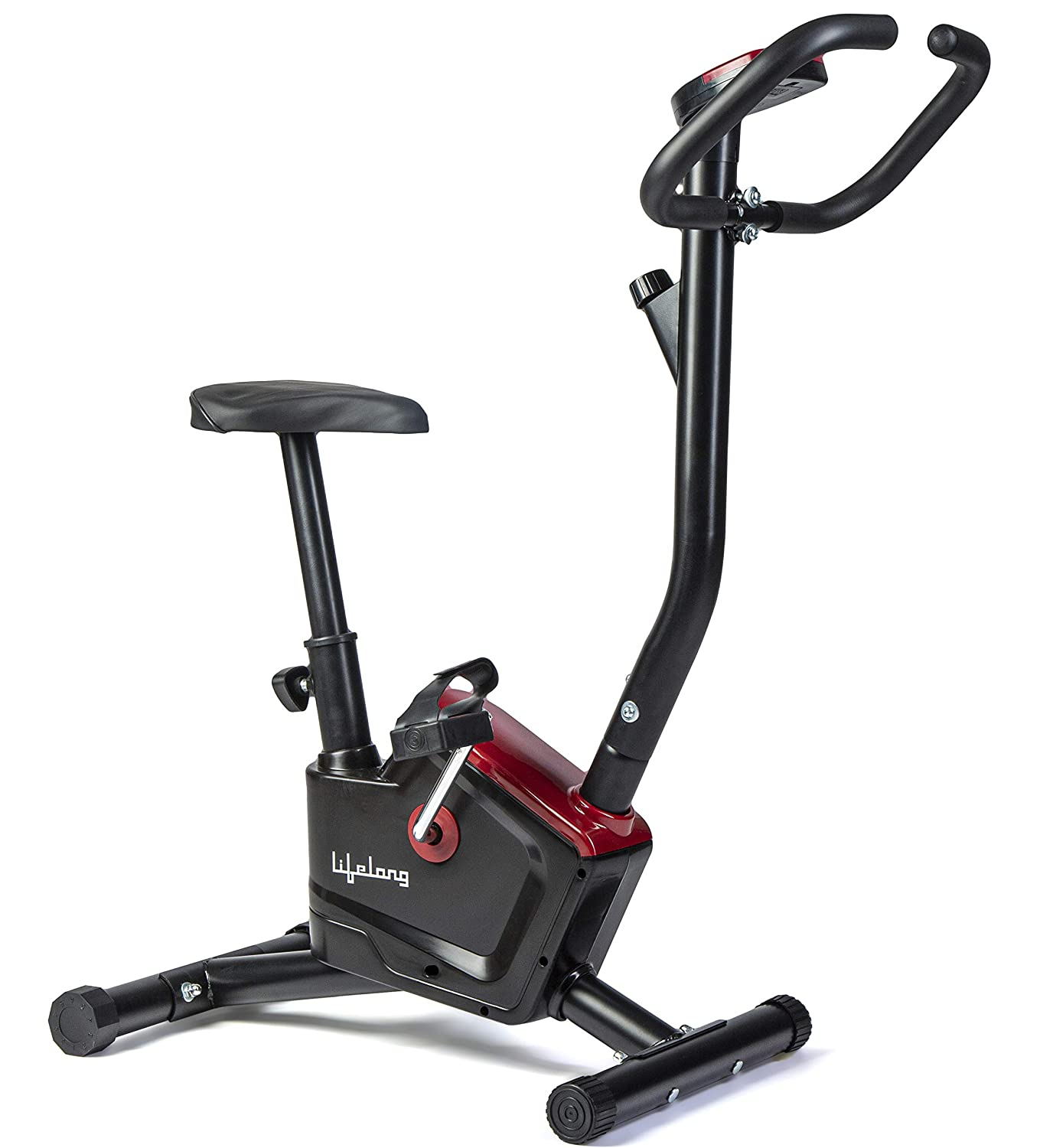 Lifelong LLF54 Stationary Exercise Bike for Home