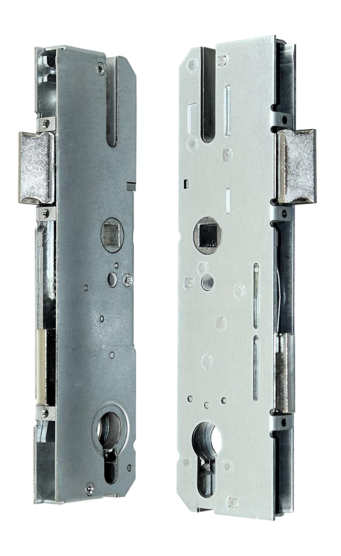 SN-TEC Montagematerial zum Schrauben und Nieten /& SN-TEC Montageanleitung KFV Reparatur Schlosskasten Hauptschloss AS 8250 Dornma/ß: 40mm // Entfernung: 92mm 37mm incl