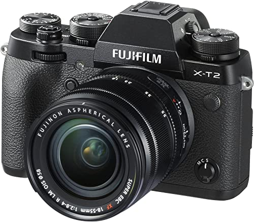 Fujifilm X-T2 Digital Mirrorless Camera review