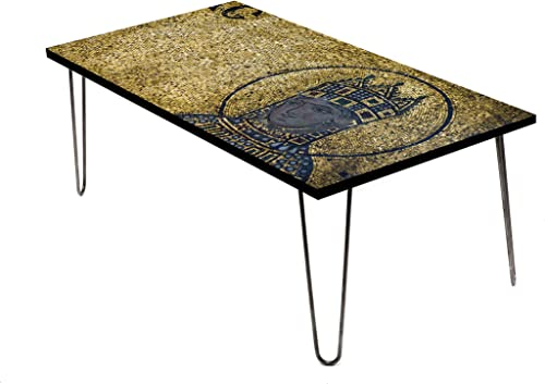 LAMOU Forever Zoe 24 Inches Coffee Table