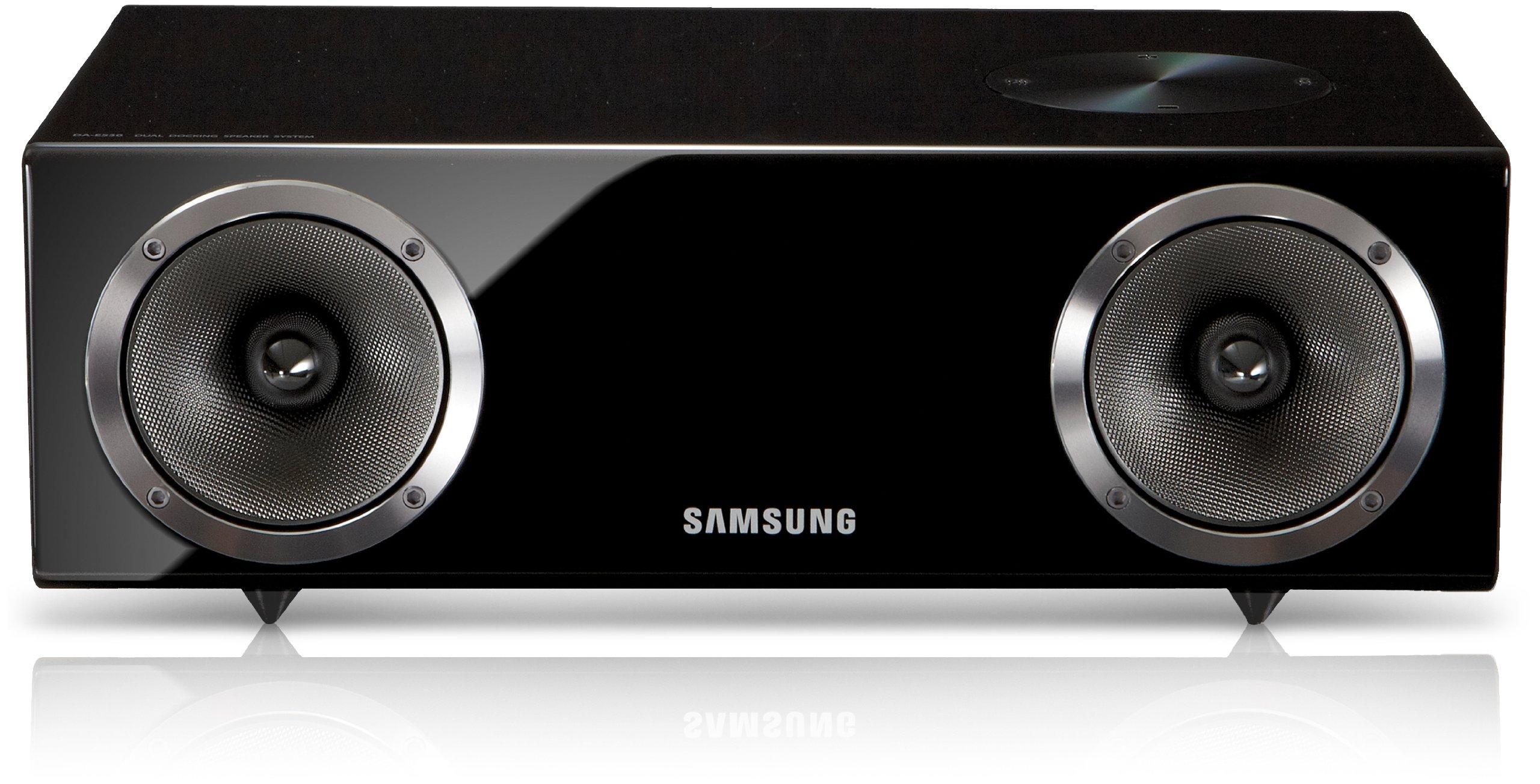 Samsung DA-E570 2.0 Channel 10-Watt Audio Dock (Discontinued by Manufacturer)