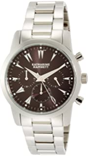 068b655db8 [キャサリンハムネット]KATHARINE HAMNETT 腕時計 CHRONOGRAPH V(クロノグラフ5) 10