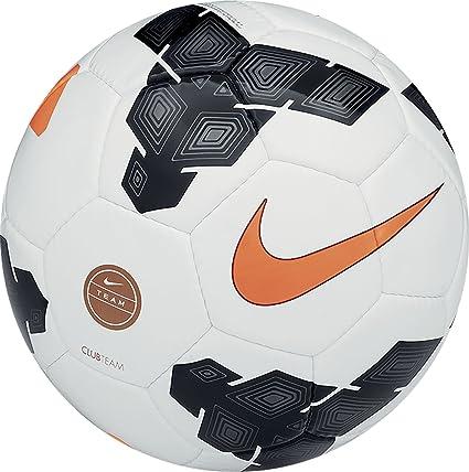 Nike Club Team Balón de Fútbol, Unisex Adulto, Blanco/Negro ...