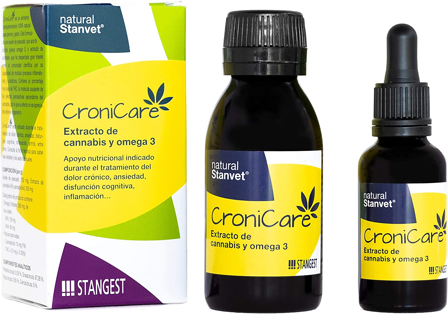 STANGEST S.L. Cronicare 30 ml