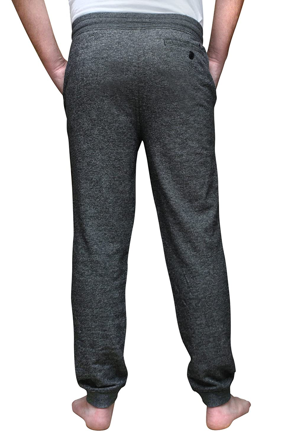 a0a999d8 Express Men's French Terry Marled Jogger Pant with Pockets at Amazon Men's  Clothing store: