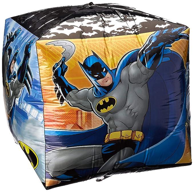 Batman BD Cubes 15 Inch - Balón de balón: Amazon.es: Juguetes y juegos