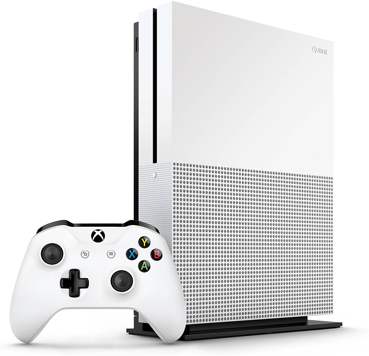 Xbox One S 1TB Console - White by Microsoft
