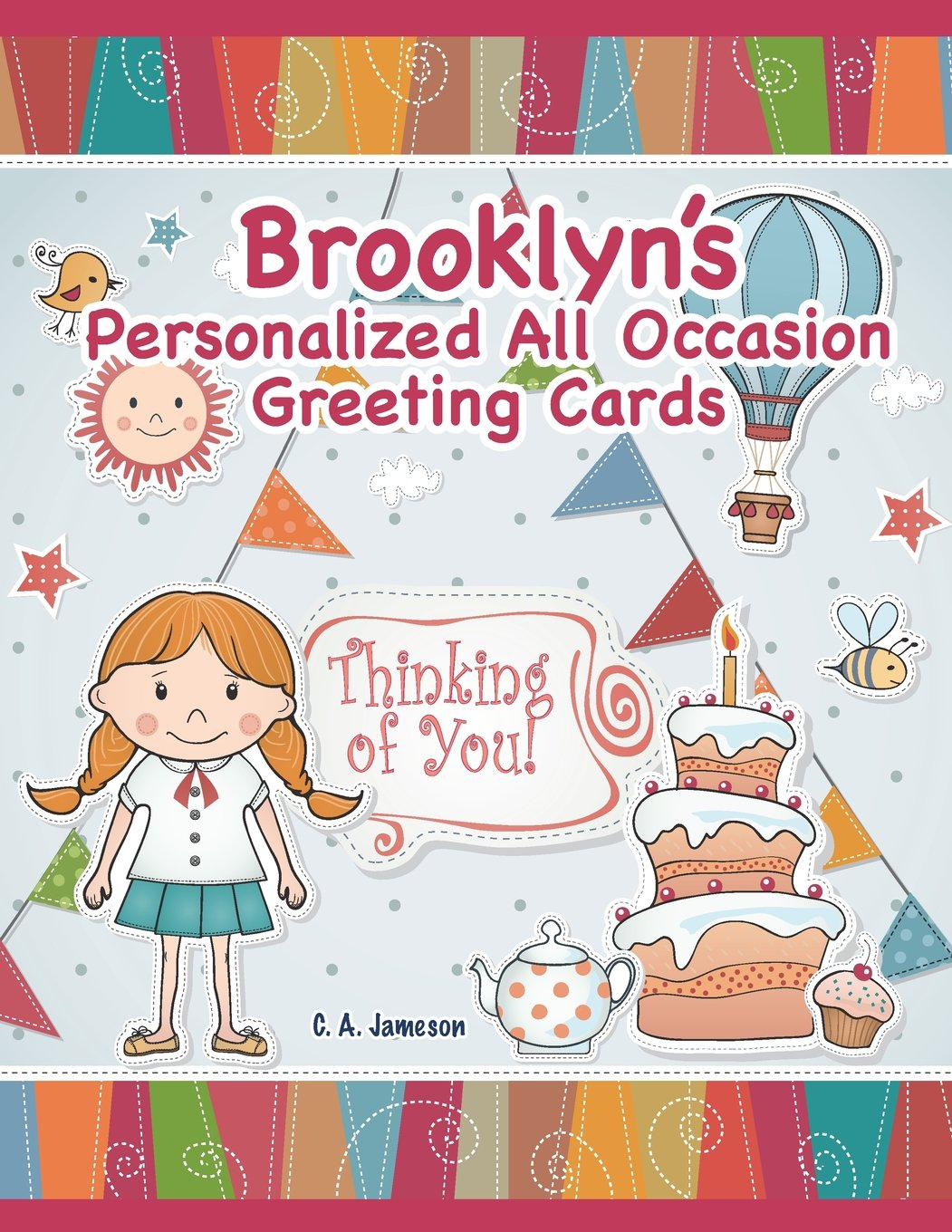 Brooklyn's Personalized All Occasion Greeting Cards (Personalized Greeting Cards) ebook