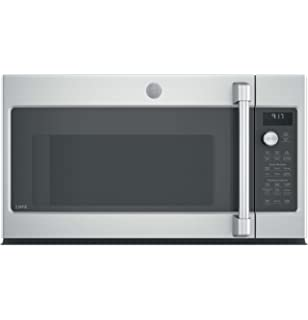 Amazon.com: GE Cafe cvm9215slss 30 inch over La gama Horno ...