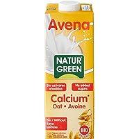 Naturgreen Oat Calcium Bio Organic Drink, 1L