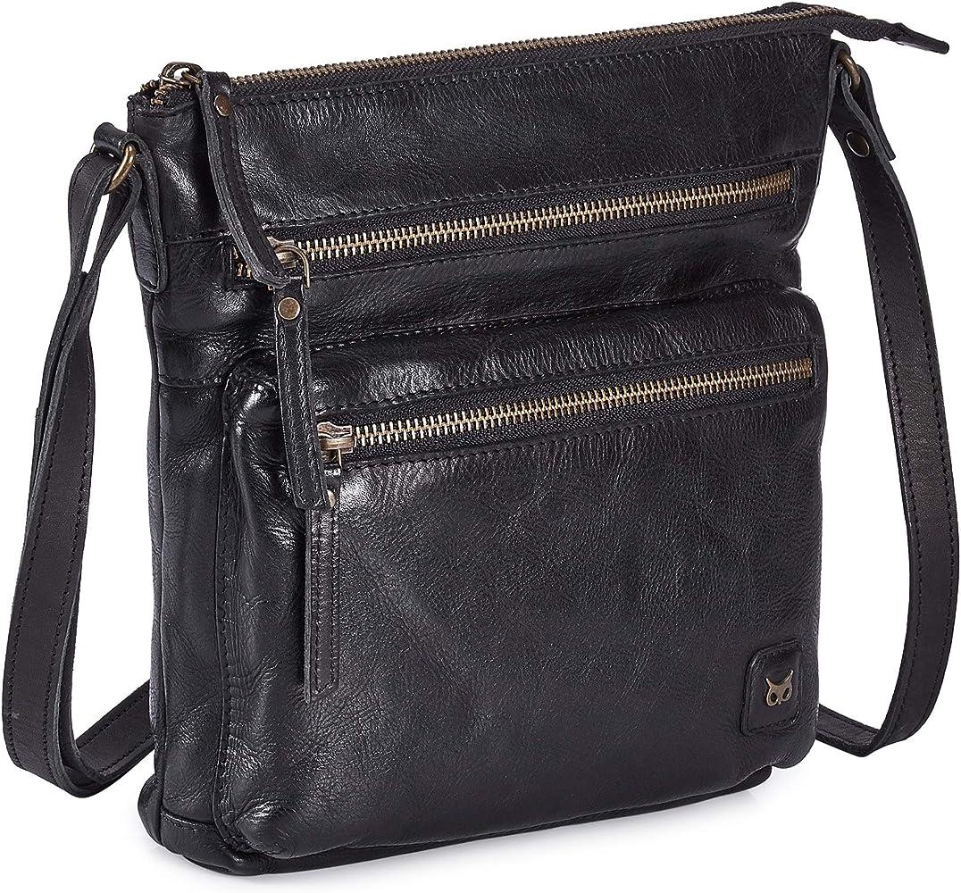 WomenS Drum Fur Single Shoulder Bag Slant Bag,Light Grey