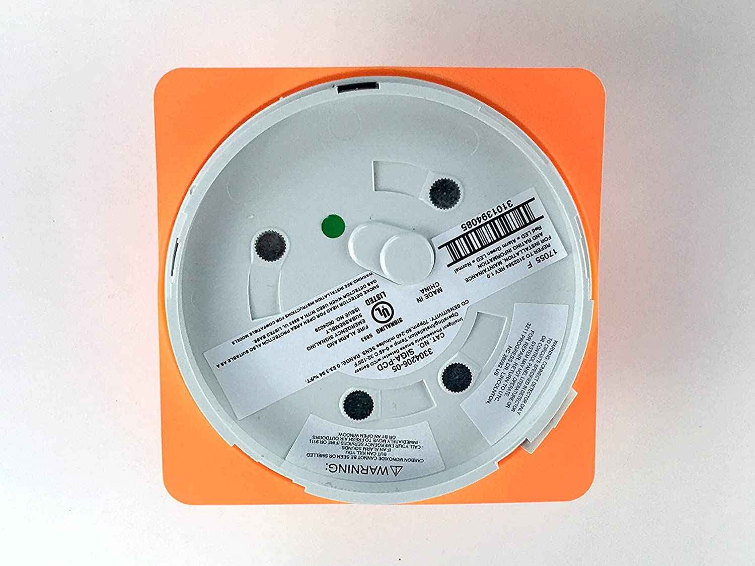 Edwards EST SIGA-PCD- Smoke and CO Detector (Replaces SIGA2-PCOS ...