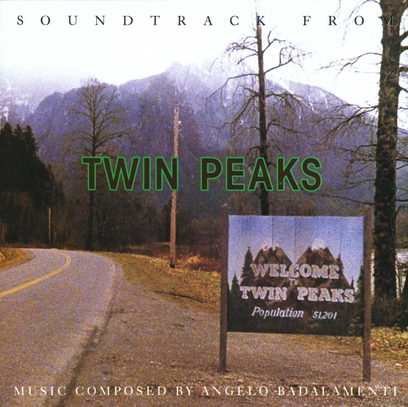 Soundtrack From Twin Peaks: Twin Peaks: Amazon.es: Música