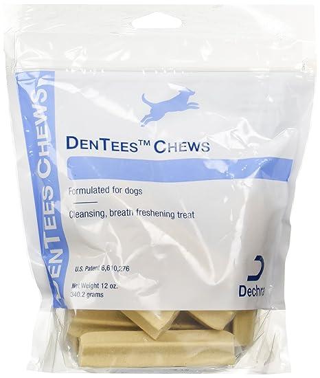 Amazon.com: Dechra dentees Chews Bolsa, 12 oz: Mascotas