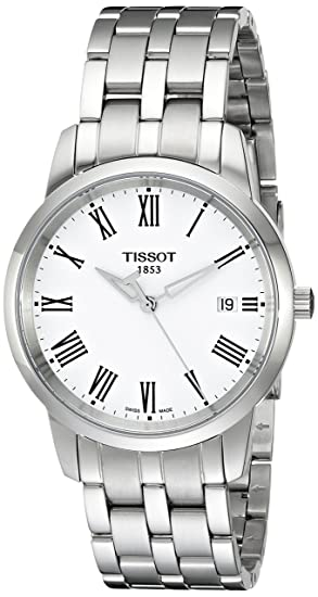 a595a8bed951 Tissot T0334101101301 Reloj Análogo Clásico para Hombre  Tissot ...