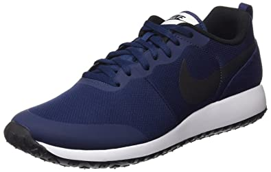 low priced 2a871 5f567 Nike Elite Shinsen, Chaussures de Running Homme, Azul (Midnight Navy/Black)
