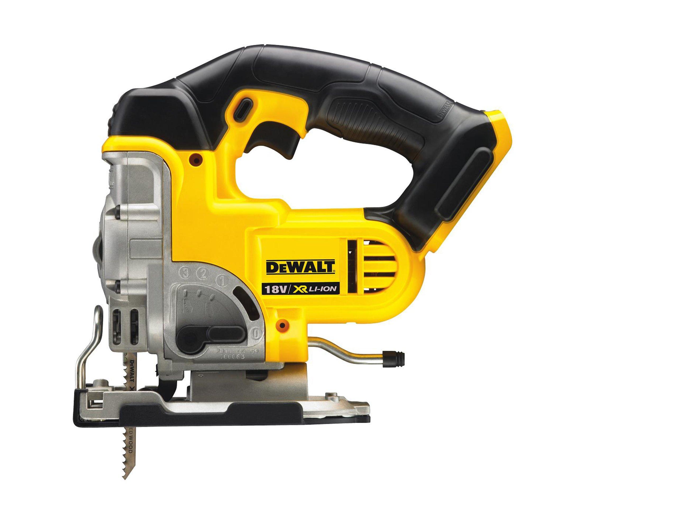 Dewalt Tools - DCS331N XR Premium Cordless Jigsaw 18 Volt Bare Unit