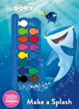 Disney Pixar Finding Dory Paint Palette Book