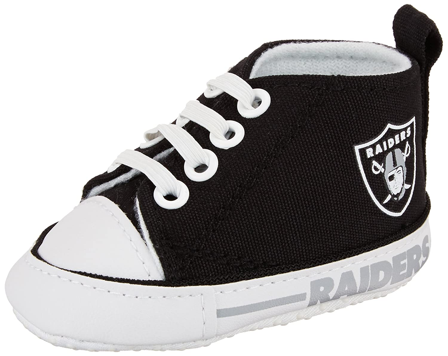 Baby Fanatic Pre-Walker Hightop, Oakland Raiders