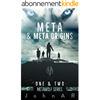 META & META ORIGINS: Book 1 & 2 (METAWOLF SERIES) (English Edition)