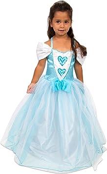 Lucy Locket - Disfraz Princesa de Hielo, inspiración Frozen (7-8 ...