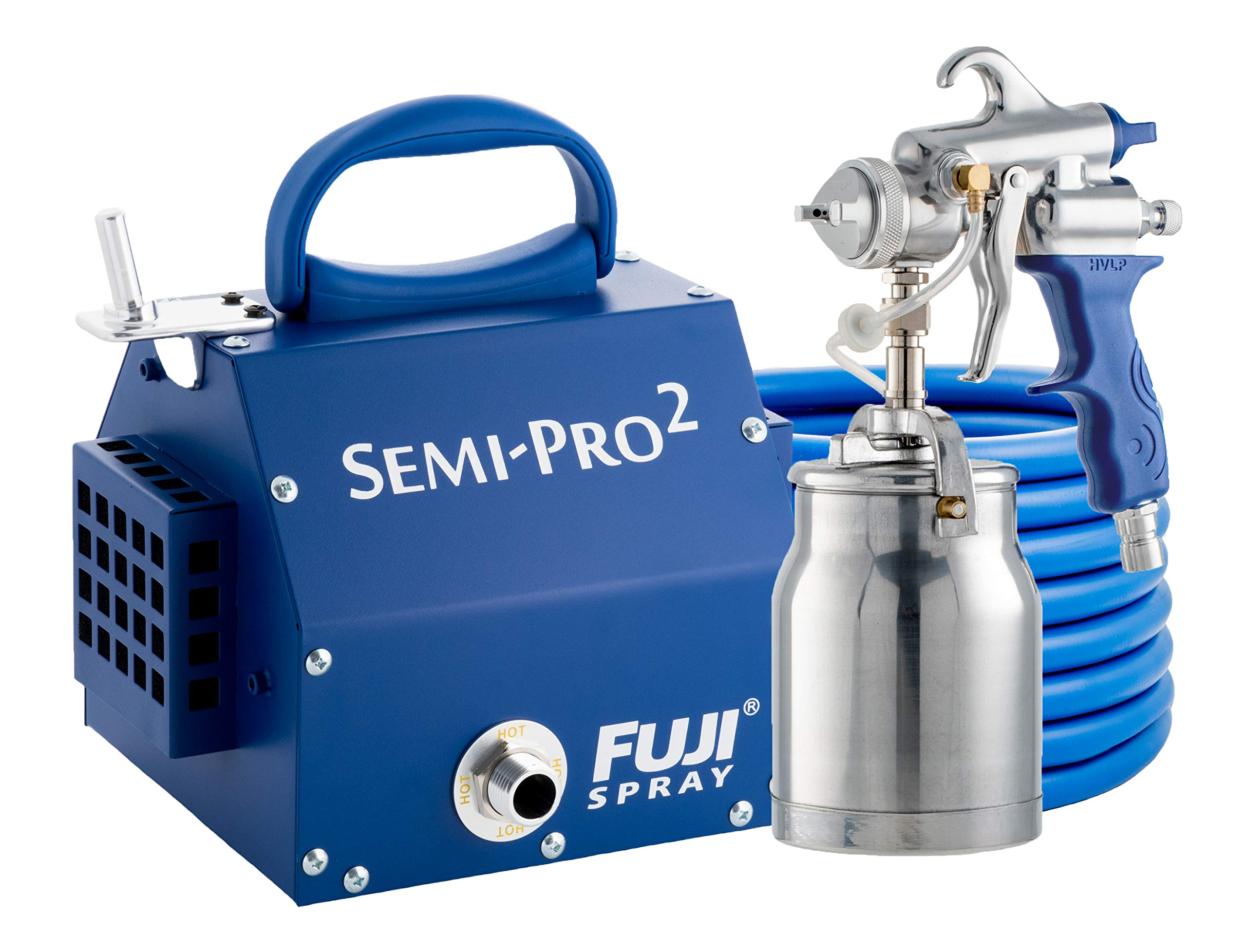 Fuji 2202 Semi-PRO 2 HVLP Spray System, Blue by Fuji Spray