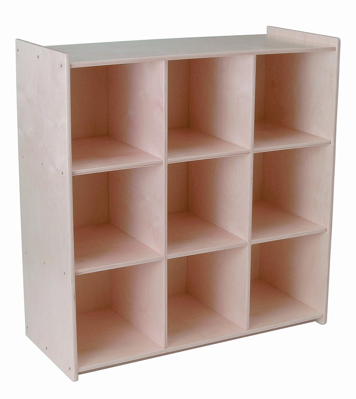 sc 1 st  Amazon.com & Amazon.com: Little Colorado Unfinished Storage Cubby: Toys u0026 Games