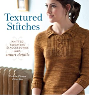 50602e9d630f3 Textured Stitches  Knitted Sweaters and Accessories with Smart Details