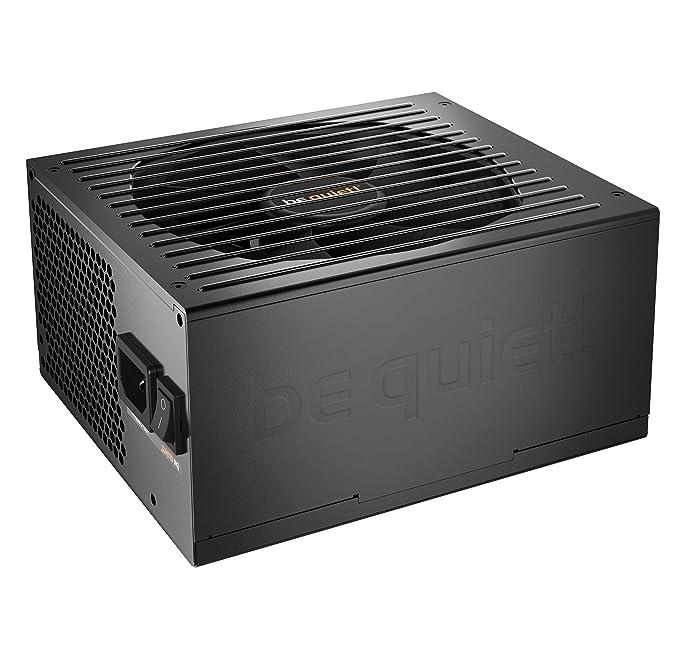 Be Quiet BN283 - Fuente de alimentación ATX (750W) Color Negro