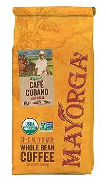 Mayorga Organics Café Cuban, 2lbs Bag