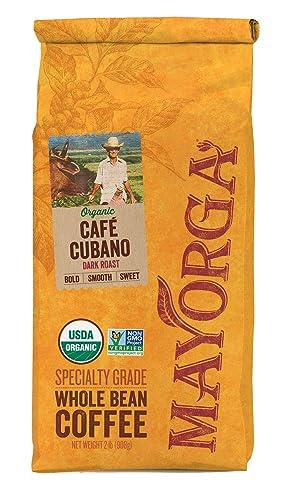 Mayorga Organics Cafe Cubano Dark Roast
