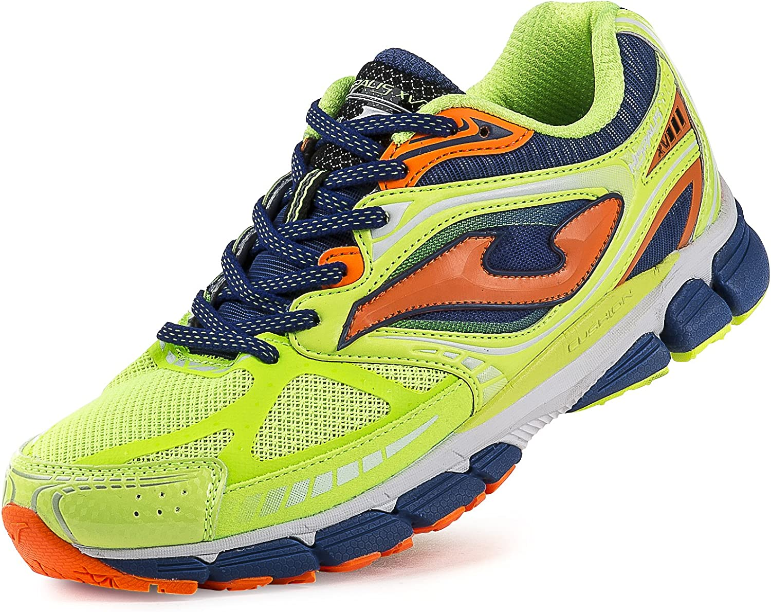 Joma - Hispalis, Color Verde,Naranja,Azul, Talla UK-7.5: Amazon.es ...