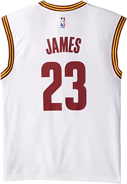883fafacb NBA Men s Cleveland Cavaliers Kyrie Irving Replica Player Swingman Jersey