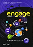 Engage: Level 2: Student Book and Workbook with MultiROM
